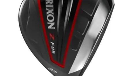 Srixon ZF85 Woods