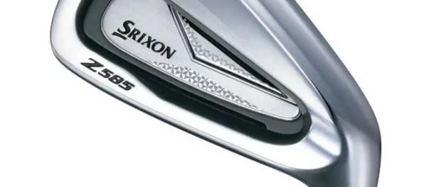 Srixon Z585 Irons
