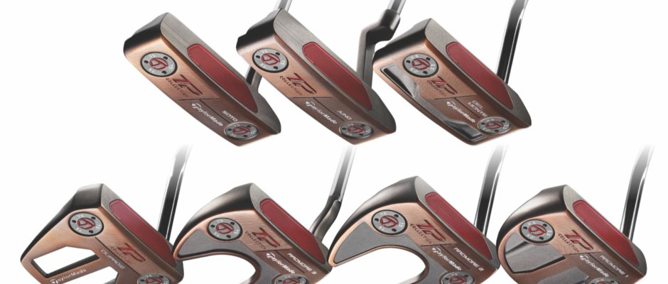 TaylorMade TP Patina Putters