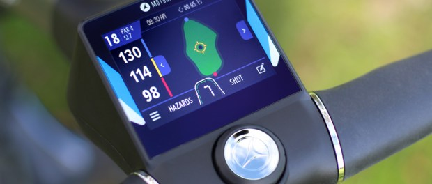 Motocaddy M5 GPS