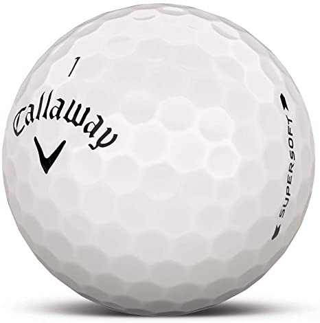 Callaway Supersoft Balls