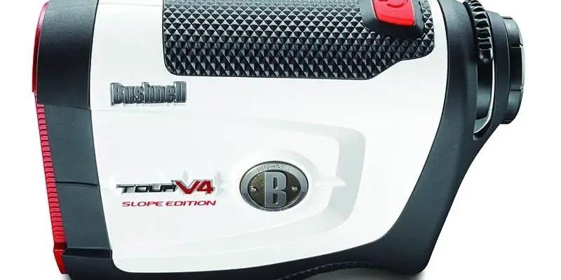 Bushnell Tour V4 Rangefinder