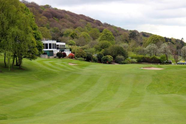 Holywood Golf Course