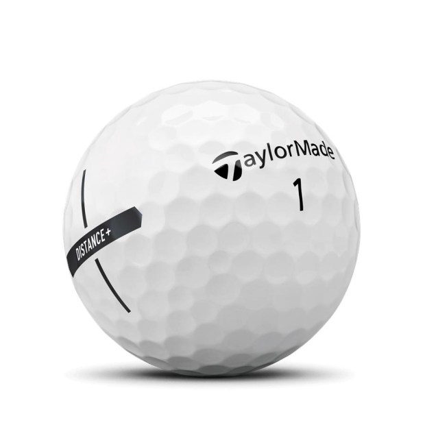 TaylorMade Distance+ Ball