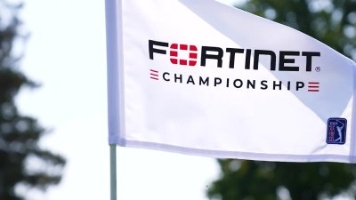 Fortinet Championship Flag