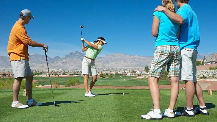 リーズナブルなゴルフレッスン 月会費制のゴルフスクール