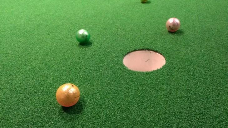 ゴルフスクールの場所