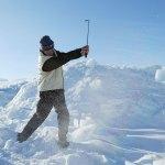 涼しいゴルフスクール
