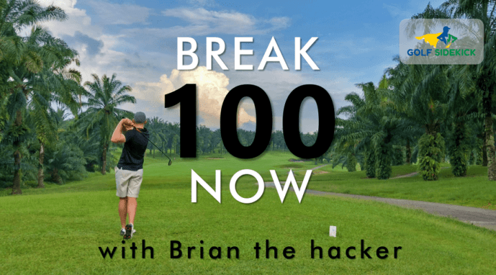 Break 100 Like a Boss Today    Golf Sidekick Video Case Studies of Breaking 100