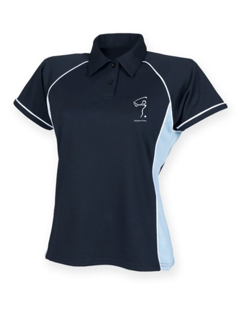 Damen Golf Funktionspolo