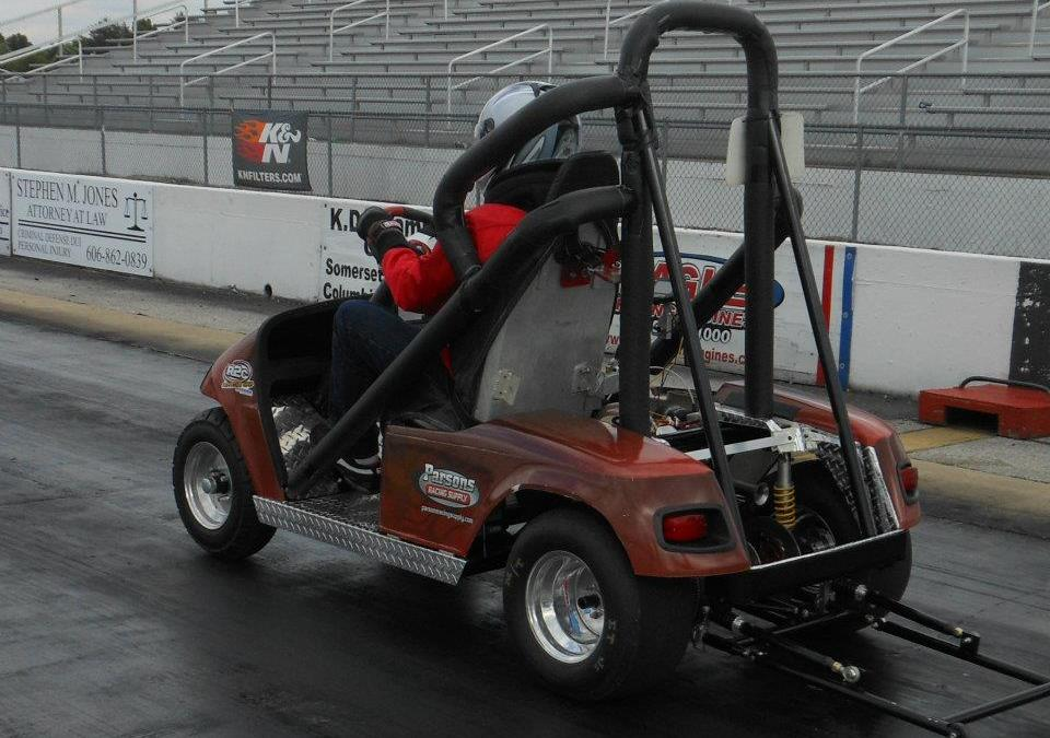 The Surprising World of Golf Cart Drag Racing