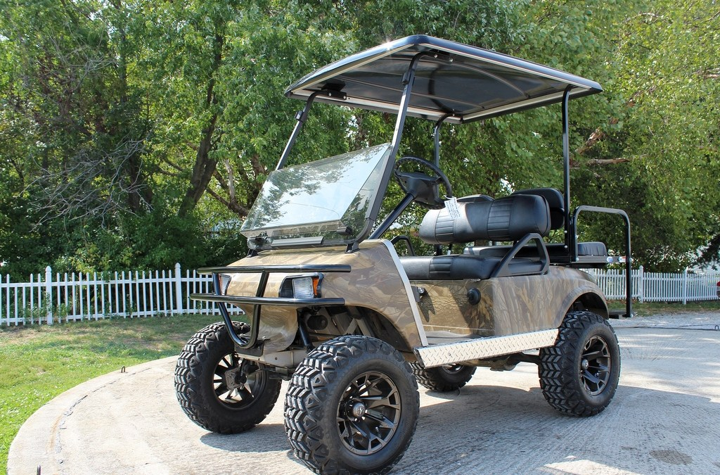6 Madjax Lift Kit Options Depending on Your Golf Cart Brand