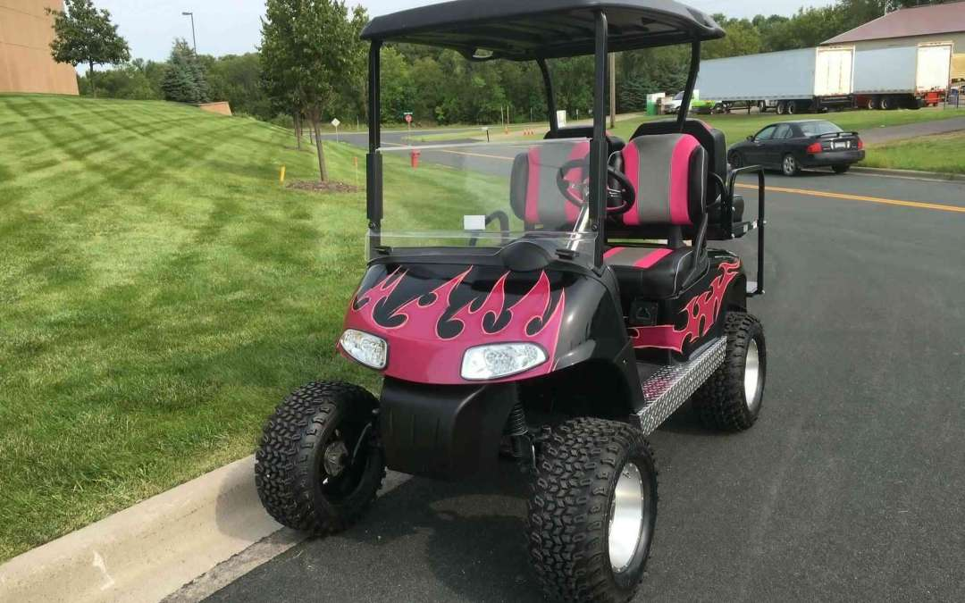 Upgrade Your Golf Ride With A Quality Golf Cart Bumper