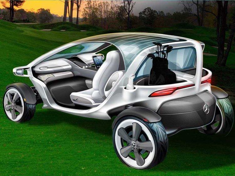5 Reasons A Mercedes Benz Golf Cart Should Be Your Next Investment