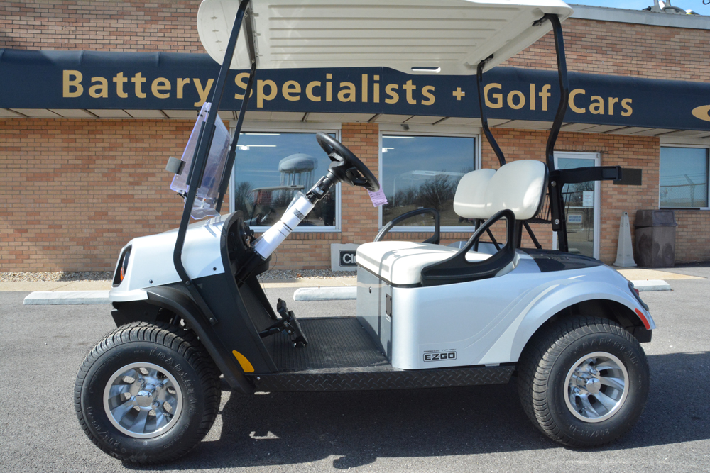 Have You Ever Wondered What to Look for When Buying A Used Golf Cart?