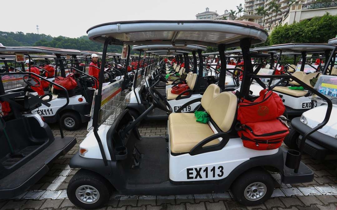 Top 10 Best Street Legal Golf Carts