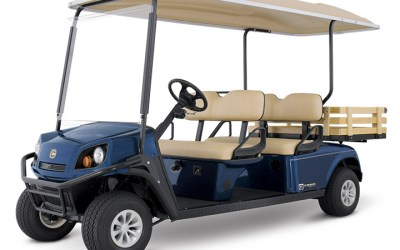 Our Review Of The Truckster XD Maintenance EZ GO Golf Carts