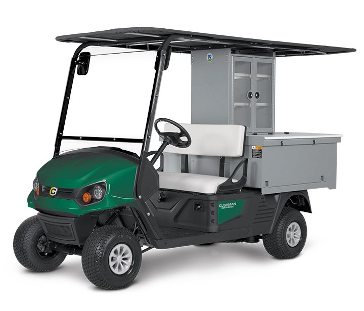 Refresher FS4 EZ GO Golf Carts