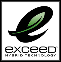 Exceed Hybrid Technology logo