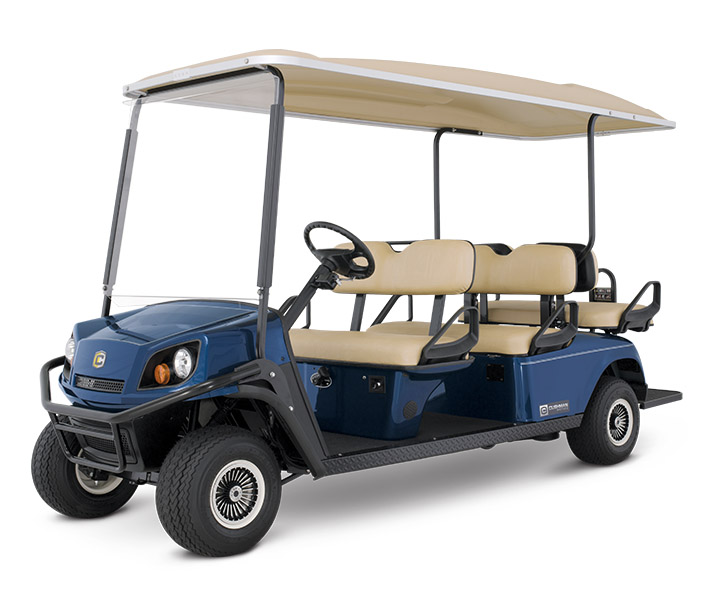 shuttle 6 golf cart