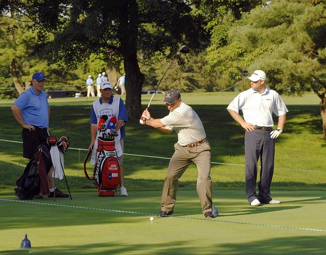 Try Out These Great Golf Tips Today!