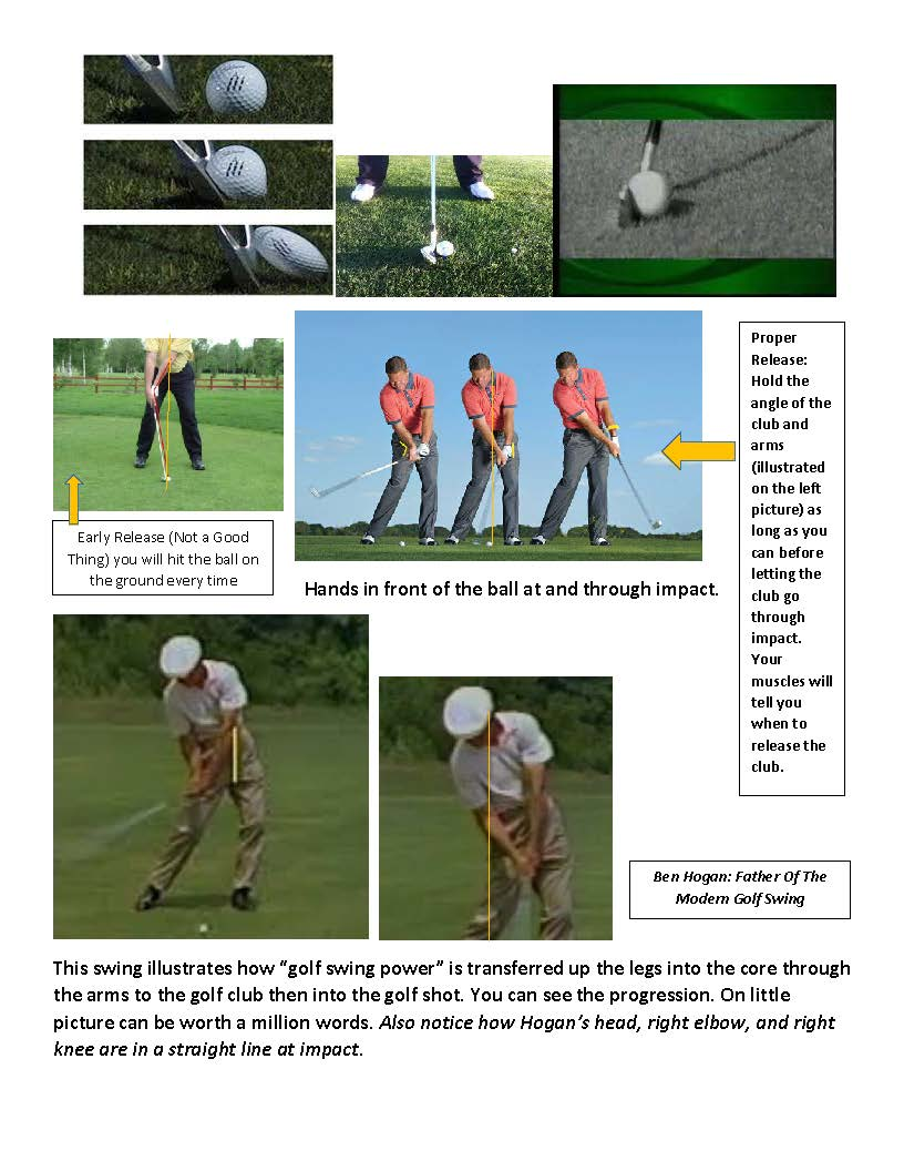 Ladies golf academy week 3