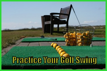 Practice Your Golf Swing