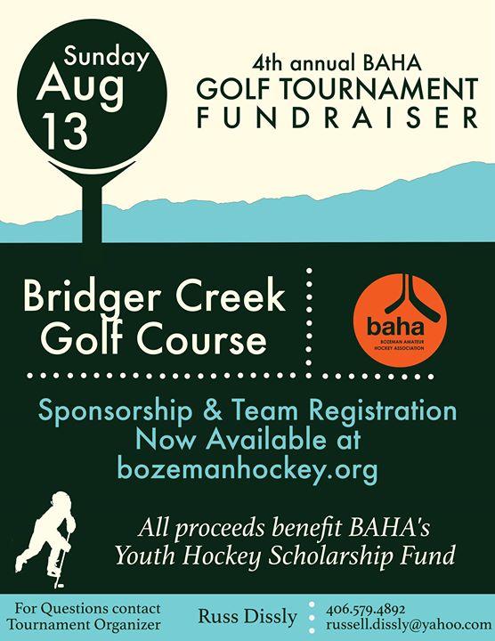 4th annual BAHA Golf Tournament