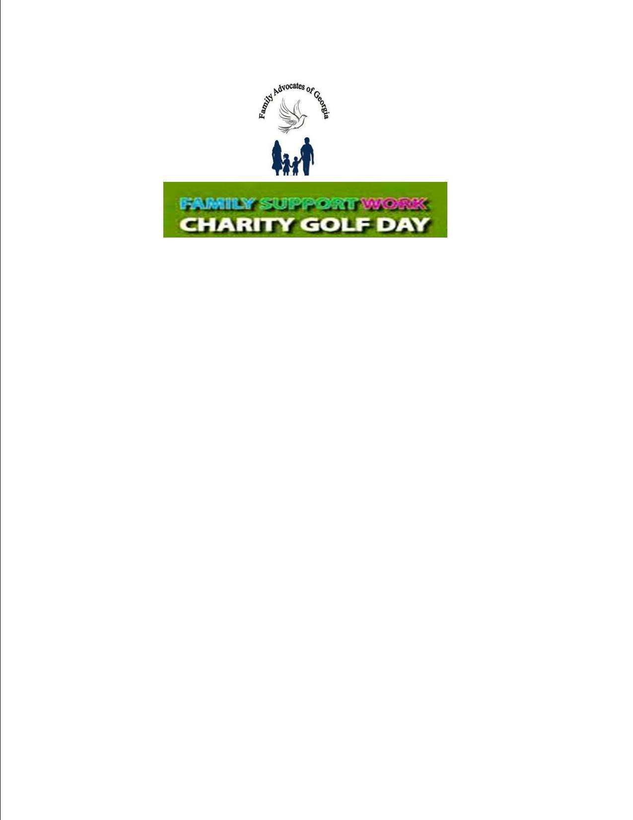 FAOGA Charity Golf Tournament
