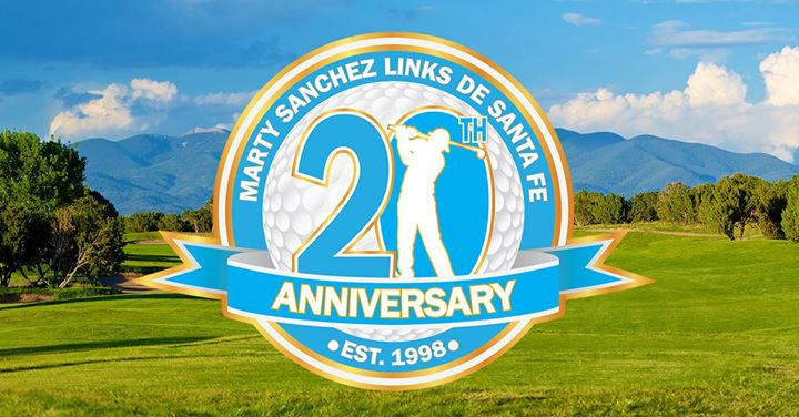 20th Anniversary Golf Tournament & Raffle
