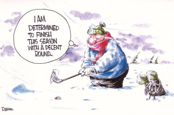 Sanford's Birthday Golf Tournament