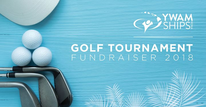 YWAM Ships Kona Golf Tournament Fundraiser