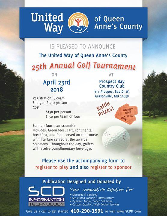 United Way QAC Golf Tournament