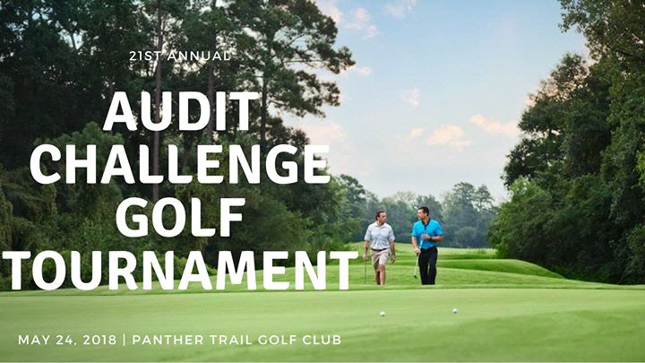 Audit Challenge Golf Tournament