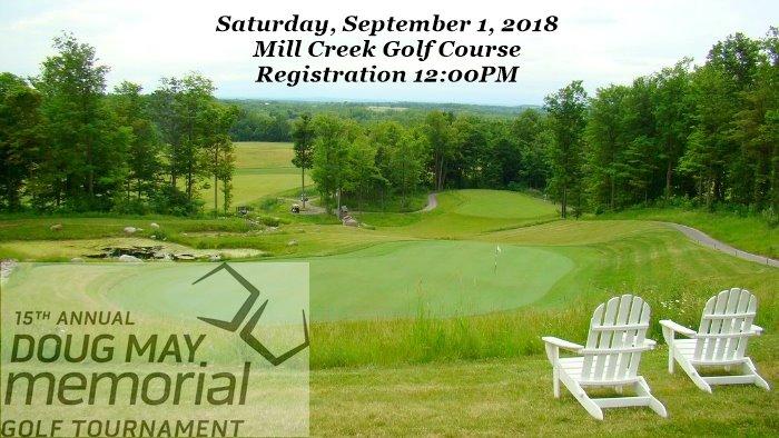 2018 Doug May Memorial Golf Tourney