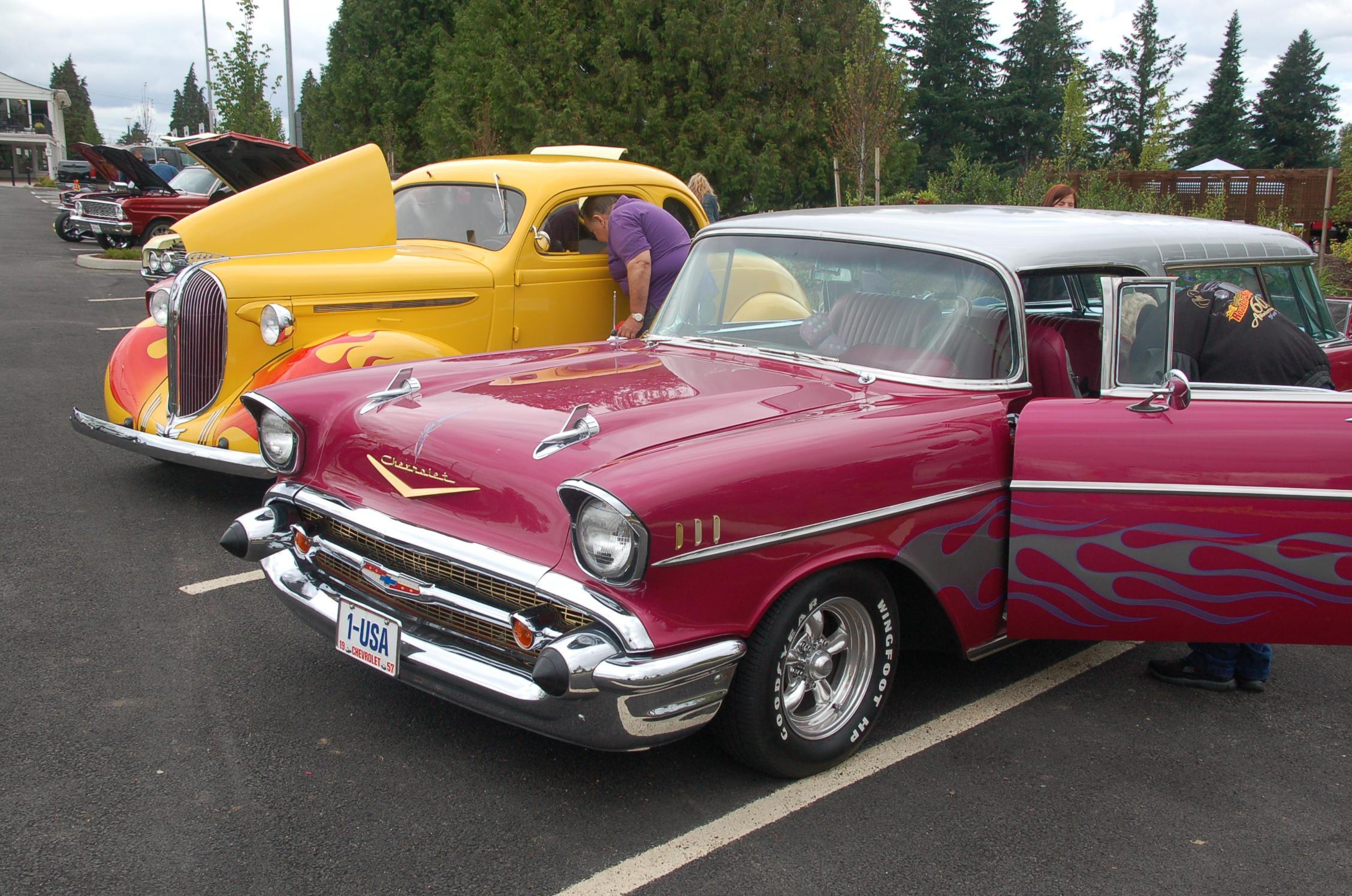 2nd Annual Colwood Cruise-In and Golf Tournament