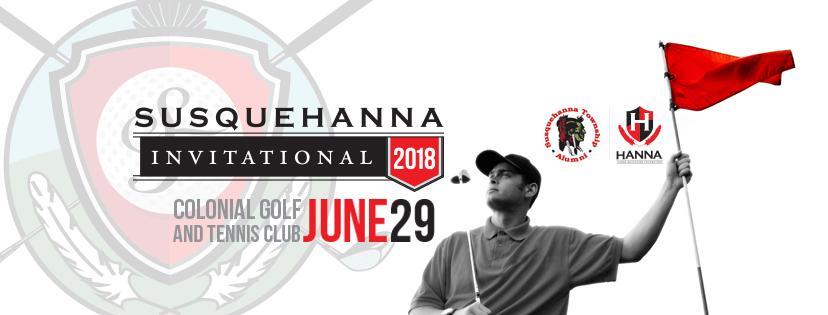 Susquehanna Invitational Golf Tournament & HANNA Social