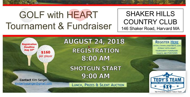 GOLF with HEART
