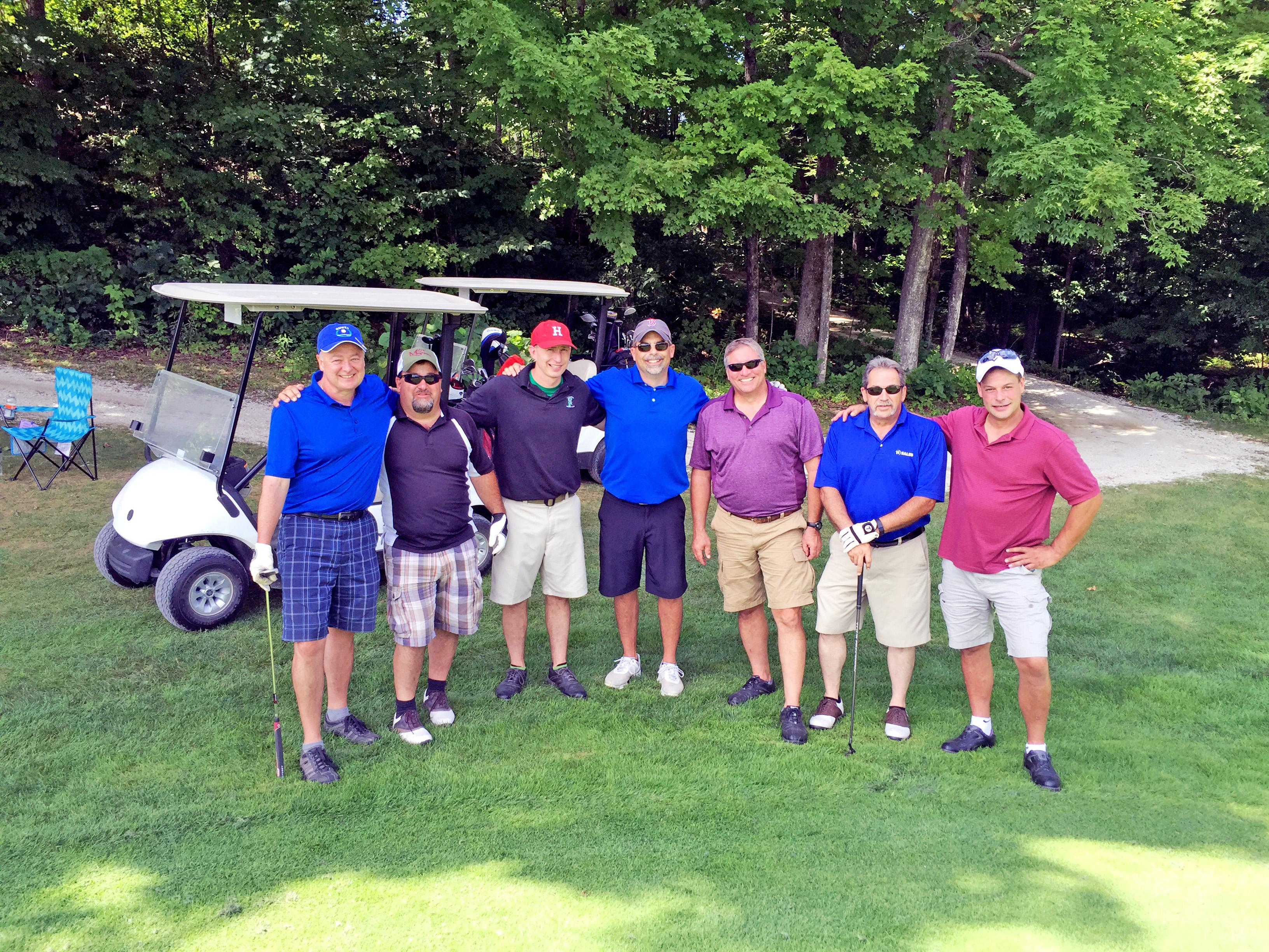 George Dow Memorial Golf Touranment 2018