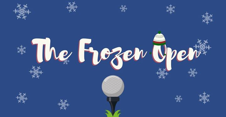 The Frozen Open Golf Tournament