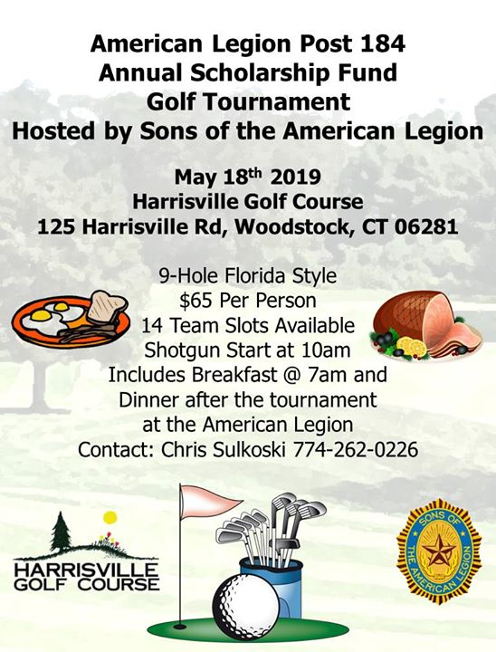 SAL Annual Scholarship Fund Golf Tournament