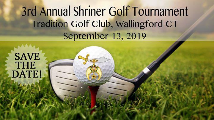 4th Annual Shriner Golf Tournament