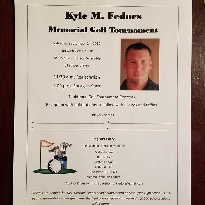 Kyle M. Fedors Memorial Golf Tournament