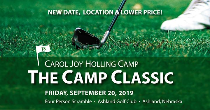 CJH Camp Classic Golf Tournament