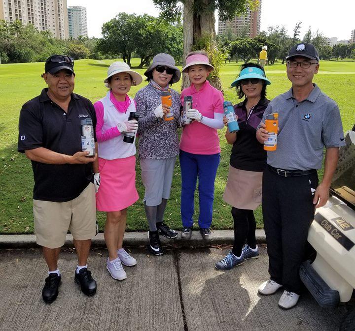 Pau Hana Golf Tournament