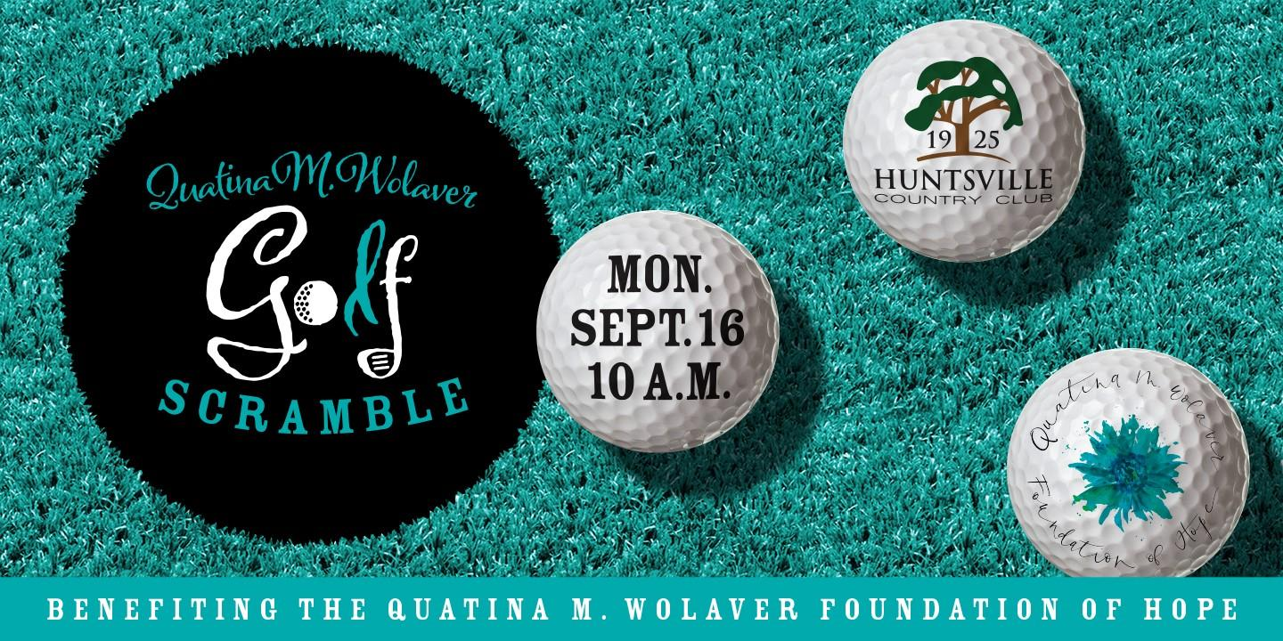 Quatina M. Wolaver Foundation of Hope Golf Scramble