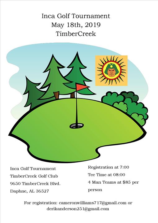 Inca Golf Tournament