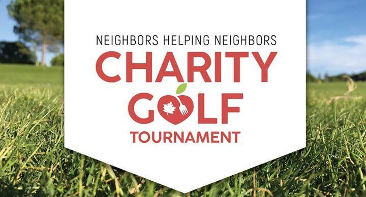Neighbors Helping Neighbors Charity Golf Tournament