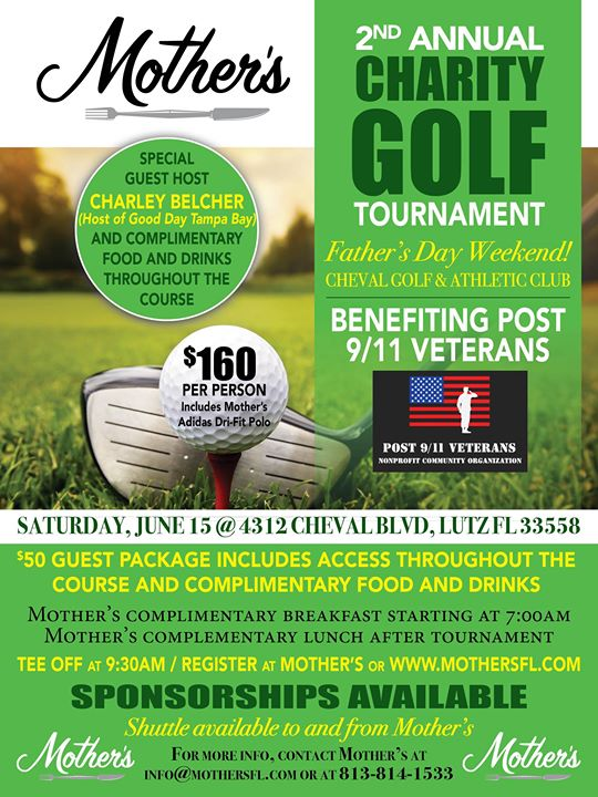 Mother's 2nd Annual Charity Golf Tournament