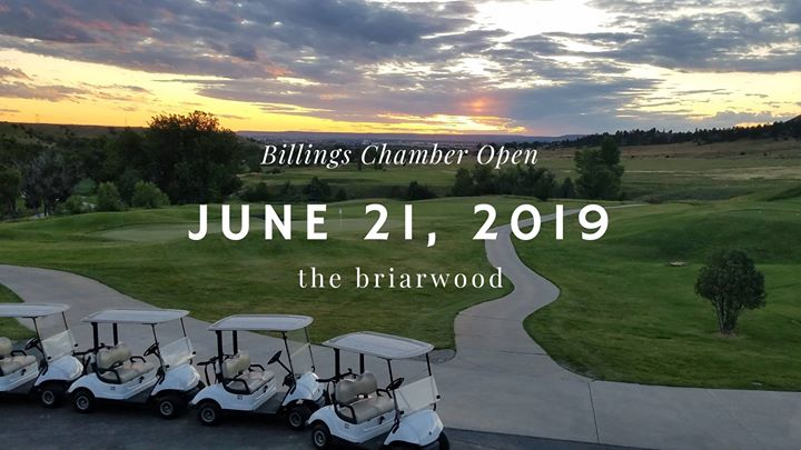 2019 Billings Chamber Open Golf Tournament
